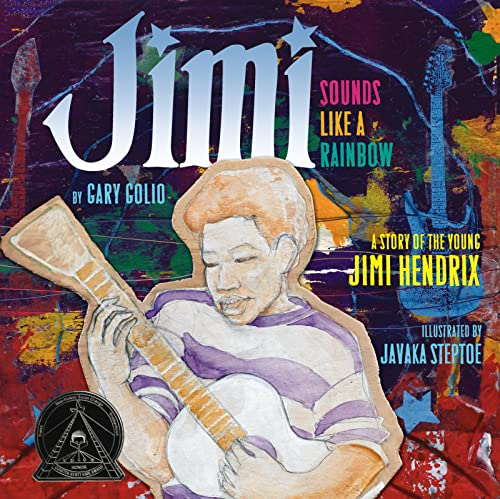 9780618852796: Jimi: Sounds Like a Rainbow: A Story of the Young Jimi Hendrix