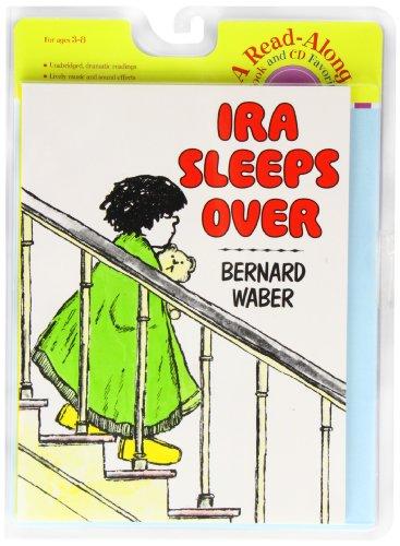 9780618852826: Ira Sleeps Over Book & CD (Read Along Book & CD)