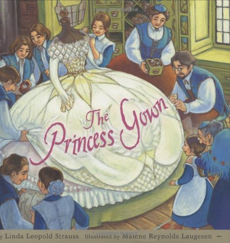 9780618862597: The Princess Gown