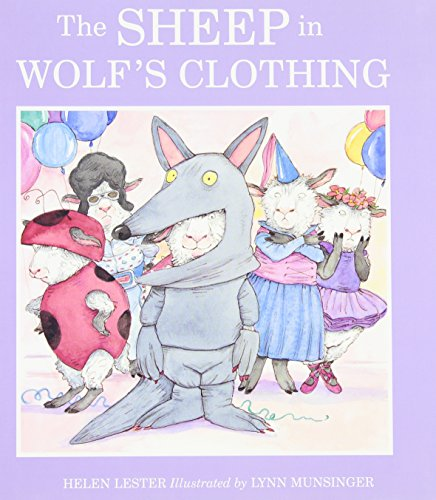 9780618868445: The Sheep in Wolf's Clothing