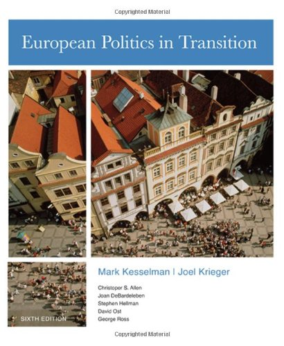 9780618870783: European Politics in Transition: Student Text