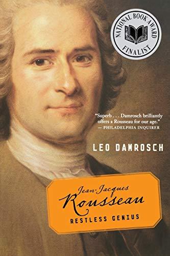 9780618872022: Jean-Jacques Rousseau: Restless Genius