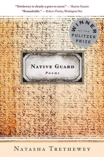 9780618872657: Native Guard: Poems