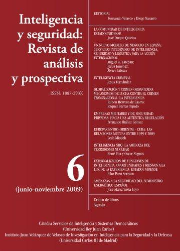 9780618872930: Inteligencia Y Seguridad: Revista de Análisis Y Prospectiva 6