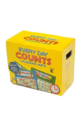 9780618875818: Everyday Counts: Calendar Math: Kit Grade K