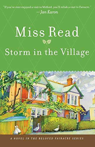 9780618884162: Storm in the Village (The Fairacre Series #3)