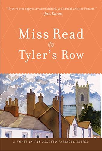 9780618884353: Tyler's Row (The Fairacre Series #9)