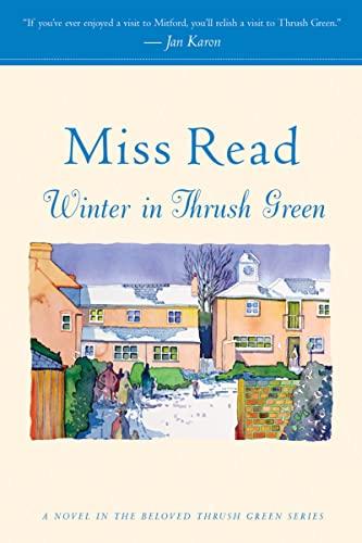 9780618884391: Winter in Thrush Green