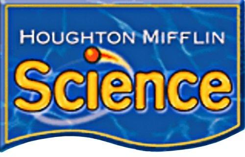 Houghton Mifflin Science Georgia: Student Edition Level: HOUGHTON MIFFLIN
