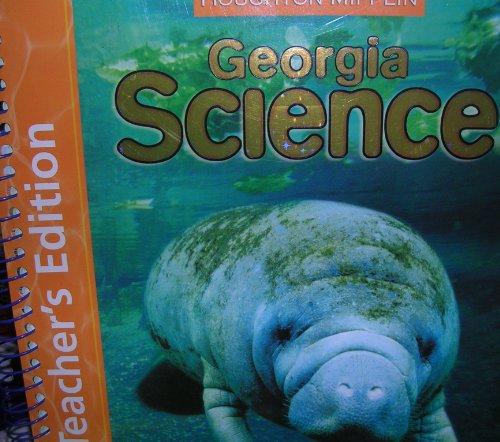 9780618884988: Houghton Mifflin Science Georgia: Teacher's Edition Level 5 2009