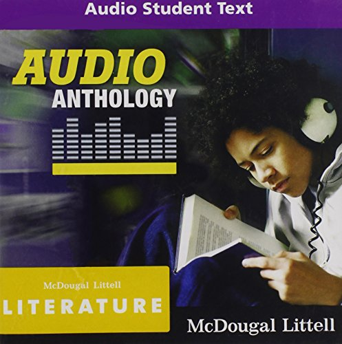 9780618885695: McDougal Littell Literature: Audio Anthology CD Grade 6