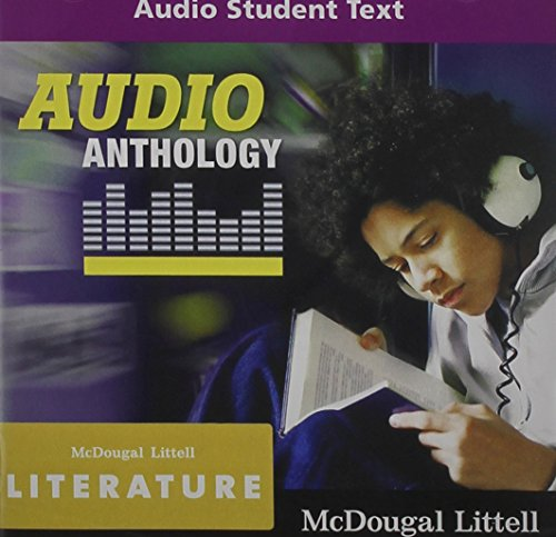 9780618886746: McDougal Littell Literature: Audio Anthology CD American Literature