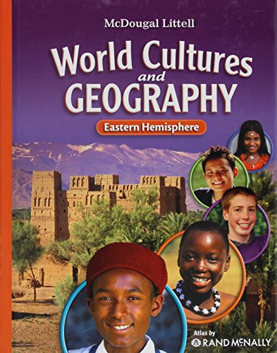 9780618887347: McDougal Littell Middle School World Cultures and Geography: Student Edition Eastern Hemisphere 2008