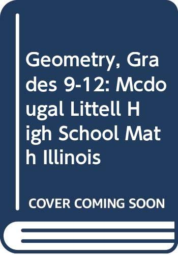 9780618887644: Holt McDougal Larson Geometry: Student Edition 2008