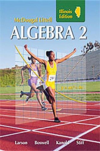 Holt Mcdougal Mcdougal Littell High School Math AbeBooks