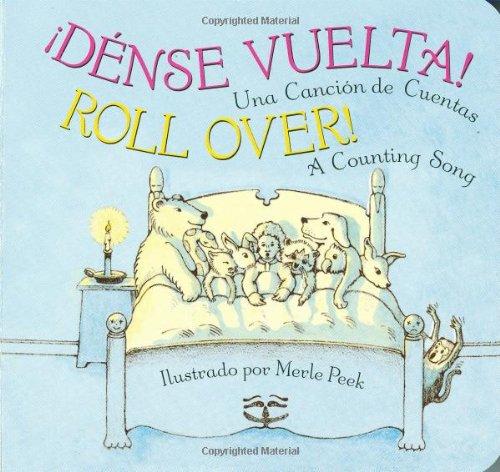 9780618894208: Dense Vuelta!/Roll Over!: Una Cancion de Cuentas/A Counting Song