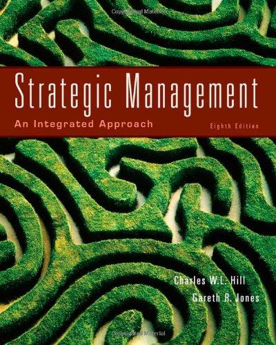 9780618894697: Strategic Management: An Integrated Approach