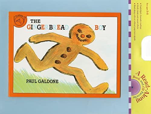 9780618894987: The Gingerbread Boy Book & CD (Paul Galdone Classics)