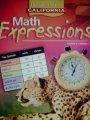 9780618896158: Houghton Mifflin Math Expressions California: Student Edition, Level 5 Volume 1 2008