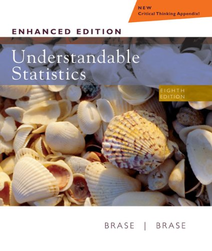 9780618896967: Understandable Statistics, Enhanced Edition