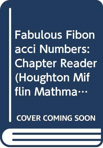 9780618899845: Houghton Mifflin Mathmatics: Chapter Reader Fabulous Fibonacci Numbers