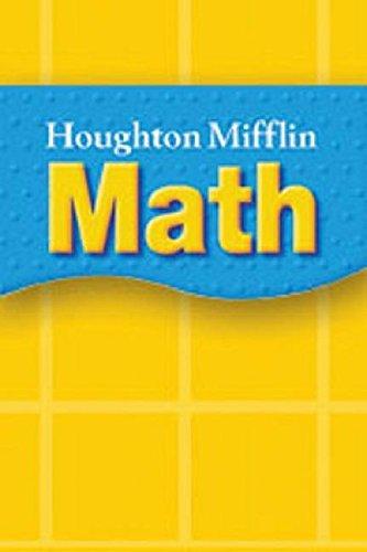9780618900190: Houghton Mifflin Mathmatics: Chapter Reader A Math Mix-Up