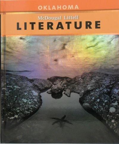 9780618902163 Literature Grade 9 Mcdougal Littell