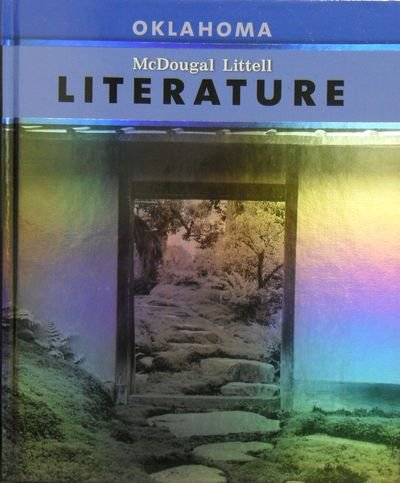9780618902170: McDougal Littell Literature Oklahoma: Student Edition Grade 10 2008