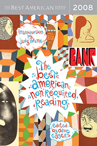 9780618902835: The Best American Nonrequired Reading 2008