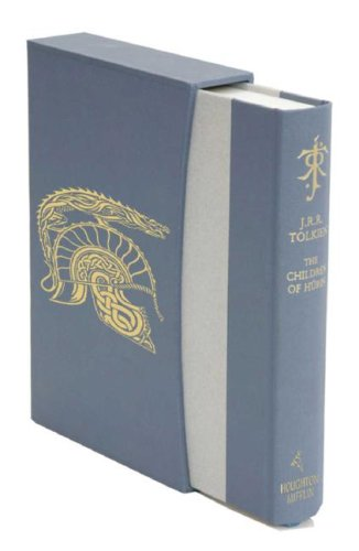 The Children of Hurin: Deluxe Edition: J.R.R. Tolkien