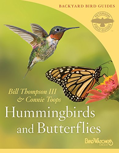 9780618904457: Hummingbirds and Butterflies (Peterson Field Guides/Bird Watcher's Digest Backyard Bird Guides)