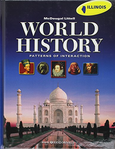 9780618904778: Holt McDougal World History: Patterns of Interaction © 2008 Illinois: Student Edition 2008