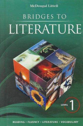 9780618905836: Bridges to Literature, Level 1