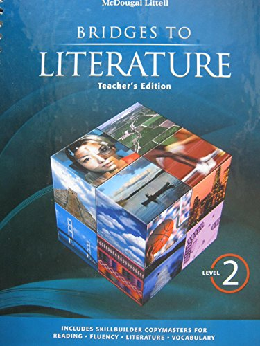 9780618905904: Bridges to Literature, Level 2, Teacher's Edition