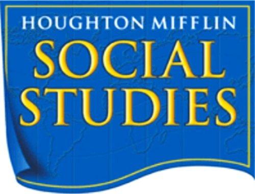 Houghton Mifflin Social Studies Tennessee: Student Edition, Level 4 2009: MIFFLIN, HOUGHTON