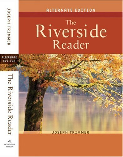 9780618907267: The Riverside Reader: Alternate Edition
