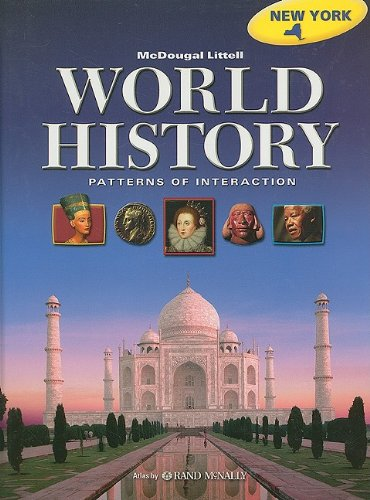 9780618913305: Holt McDougal World History: Patterns of Interaction © 2008 New York: Student Edition 2008