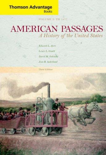American Passages Volume 1