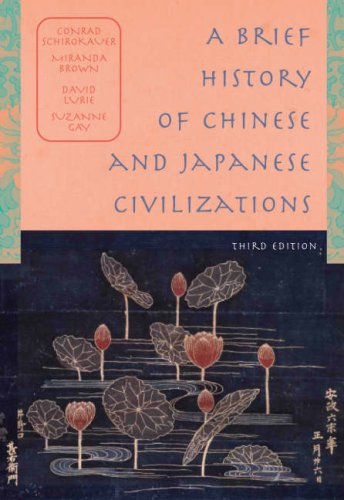9780618914944: A Brief History of Chinese and Japanese Civilizations