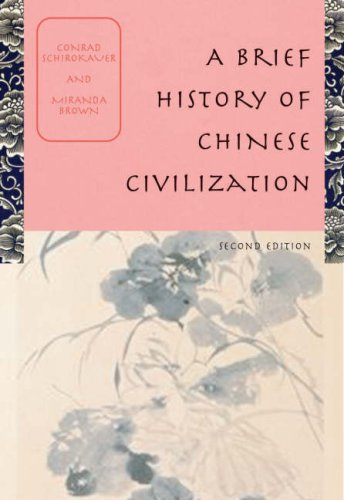 9780618915064: A Brief History of Chinese Civilization
