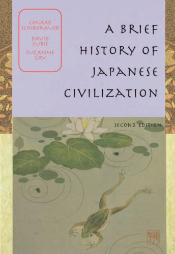 9780618915224: A Brief History of Japanese Civilization