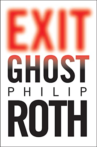 EXIT GHOST ** Signed First Edition **: Philip Roth