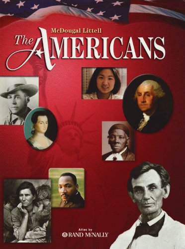 9780618916290: The Americans: Student Edition 2009