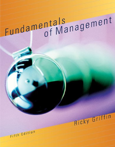 9780618917075: Fundamentals of Management