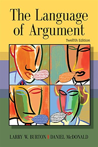 9780618917556: The Language of Argument