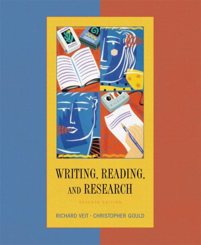 9780618918331: Writing, Reading, and Research