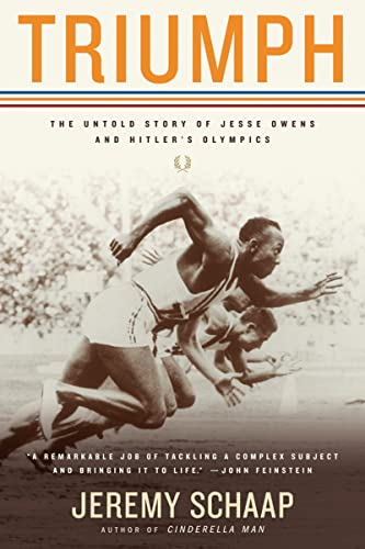 9780618919109: Triumph: The Untold Story of Jesse Owens and Hitler's Olympics