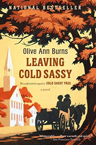 Leaving Cold Sassy: Olive Ann Burns