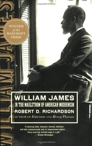 9780618919895: William James: In the Maelstrom of American Modernism