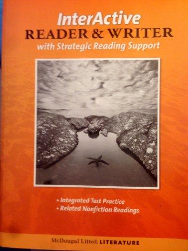 9780618920778 McDougal Littell Literature Grade 9